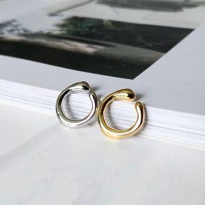Gold Silver Ear Cuff Cartilage Earrings
